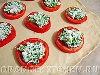 Пирожки бомбочки с помидорами: Фото 5