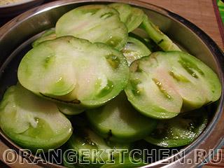 Жареные зеленые помидоры: Фото 2