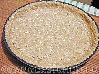 Вегетарианский пирог с яблочным повидлом: Фото 4