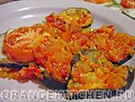 Вегетарианские овощные блюда: рататуй