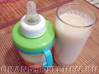 Кунжутное молоко: Фото 5
