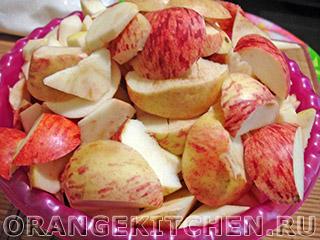 Яблочный мармелад без желатина: Фото 1