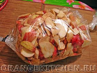 Яблочный мармелад без желатина: Фото 2