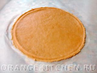 Постный торт с кремом: Фото 4