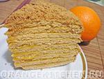 Вегетарианская выпечка без яиц: постный торт с кремом
