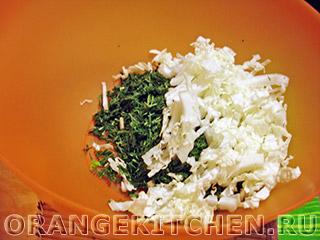Вегетарианский рисовый салат с кукурузой: Фото 1