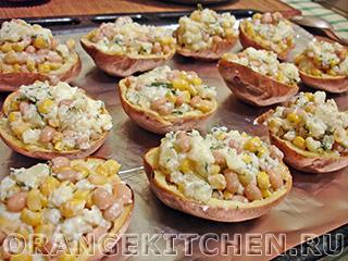 Запеченный картофель в духовке: Фото 5