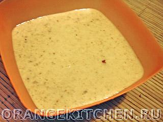 Постное печенье на соке: Фото 1