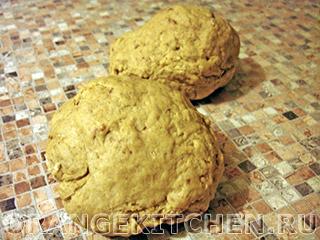 Постное печенье на соке: Фото 3
