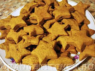 Постное печенье на соке: Фото 7