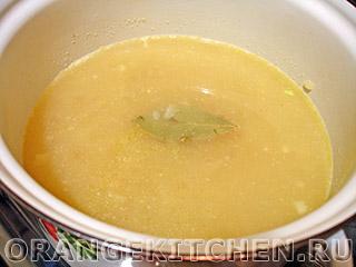 Постный гороховый суп: Фото 4