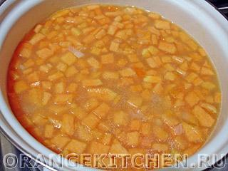 Постный гороховый суп: Фото 6
