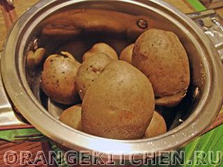 Винегрет с фасолью: Фото 2