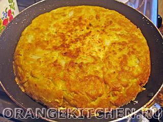 Картофельный омлет по-испански: Фото 7