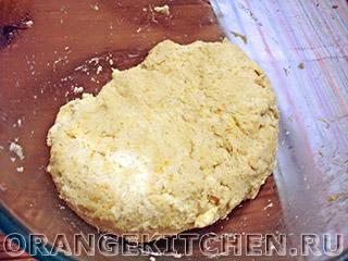 Вишневый тарт без яиц: Фото 2