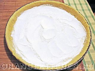 Вишневый тарт без яиц: Фото 7