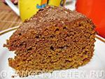 Вегетарианский рецепт финикового кекса