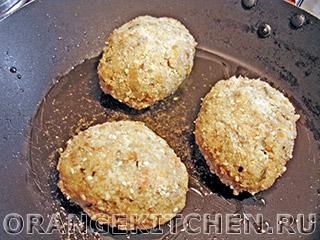 Вегетарианские кукурузные котлеты: Фото 8