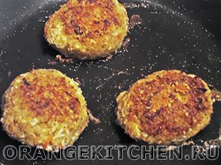 Вегетарианские кукурузные котлеты: Фото 9