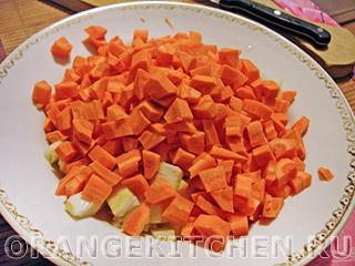 Вегетарианский гуляш из чечевицы: Фото 3