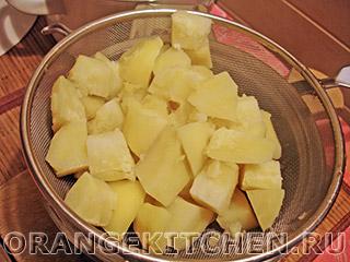 Вегетарианский гуляш из чечевицы: Фото 4