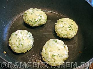 Вегетарианские картофельные котлеты: Фото 5