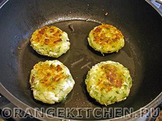 Вегетарианские картофельные котлеты: Фото 6