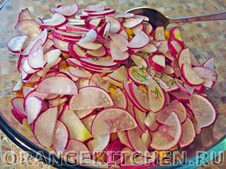 Вегетарианский салат из чечевицы: Фото 5