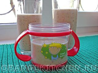Вегетарианские рецепты с фото: завтрак для малыша