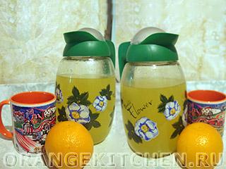 Вегетарианские рецепты с фото: домашний лимонад
