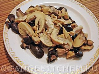 Паэлья овощная с грибами: Фото 4