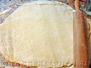 Вегетарианский пирог со щавелем: Фото 5