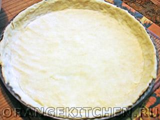 Вегетарианский пирог со щавелем: Фото 6