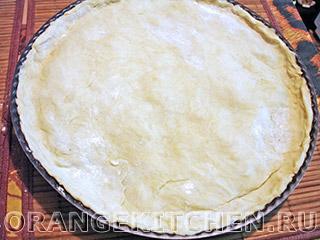 Вегетарианский пирог со щавелем: Фото 8