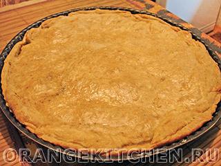 Вегетарианский пирог со щавелем: Фото 9