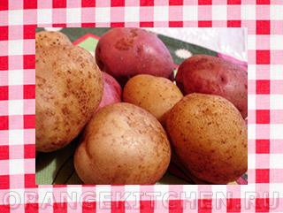 Картофель по-деревенски: Фото 1