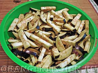 Баклажаны с чесноком и имбирем: Фото 1