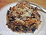 Как приготовить баклажаны с чесноком