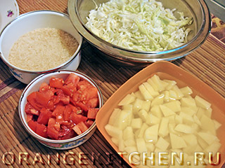 Овощной суп с рисом: Фото 2