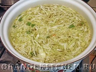 Овощной суп с рисом: Фото 3