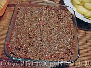 Вегетарианская запеканка с грибами: Фото 10