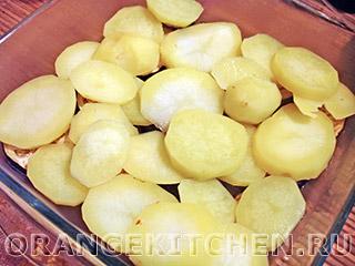 Вегетарианская запеканка с грибами: Фото 9