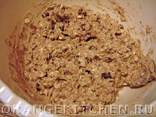 Овсяное печенье без масла и сахара: Фото 5