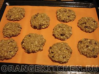 Овсяное печенье без масла и сахара: Фото 6