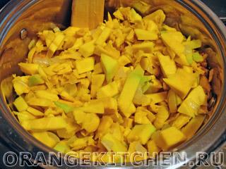Постный тыквенный суп-пюре: Фото 4
