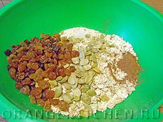 Вегетарианские овсяные батончики: Фото 2