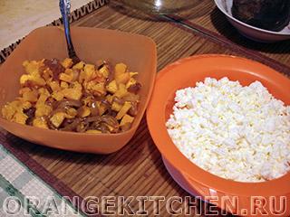 Вегетарианский салат с кус-кусом и тыквой: Фото 7