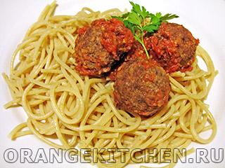 Вегетарианские рецепты с фото: постные фрикадельки