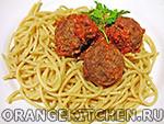 Вегетарианский рецепт постных фрикаделек