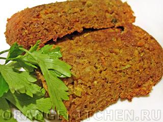 Вегетарианские рецепты с фото: постная морковная запеканка